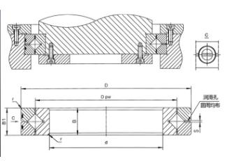 XRC Cross Roller Bearing